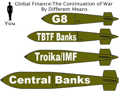 WAR OF FINANCE by Colonel Flick