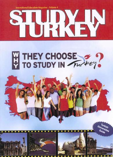 Üsküdar University features in Study In Turkey Magazine!