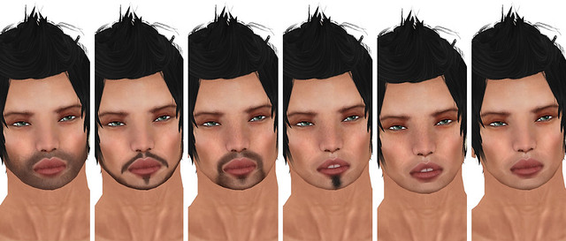 Reila Skins - Alex medium heads