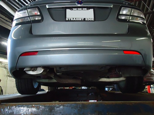Report This Image: Saab Magnaflow Exhaust At Woreks.co