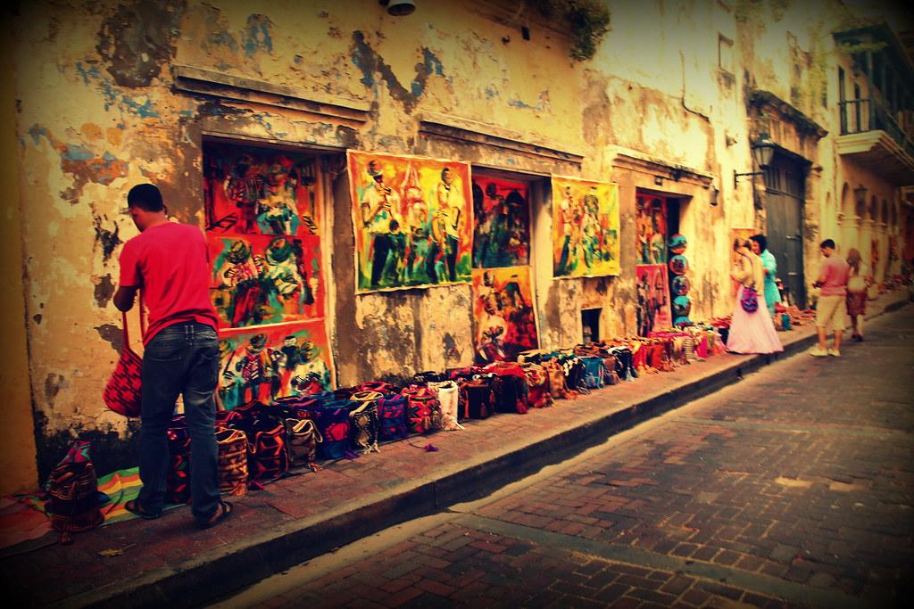 Artesanía en Cartagena de Indias 2
