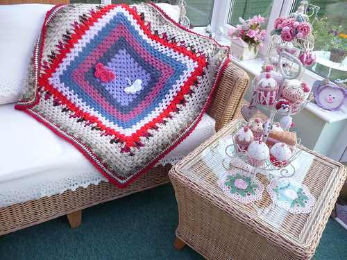 This really is a very eye catching Blanket!