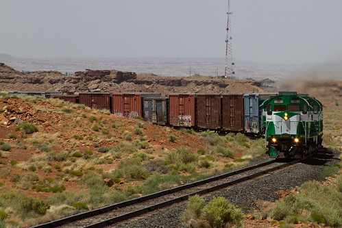 The Apache Railway Holbrook 15JUN12