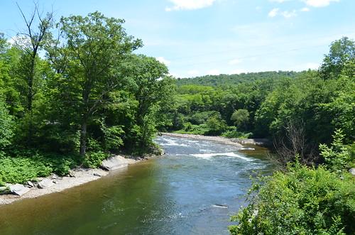 river beaverkill delawarecountyny cooksfallsny