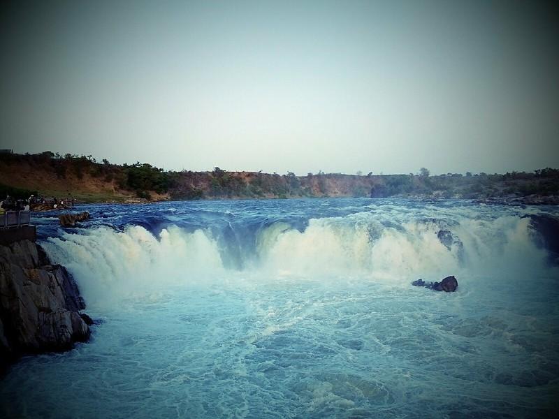 Waterfalls Bhedaghat