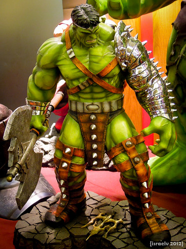 World War Hulk by {israelv}