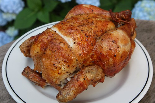 Rotisserie Grilled Chicken