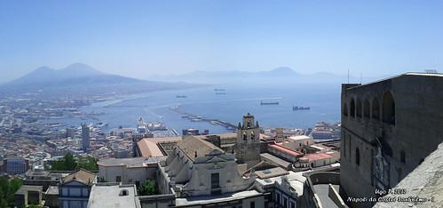 Napoli da Castel Sant'Elmo - 1