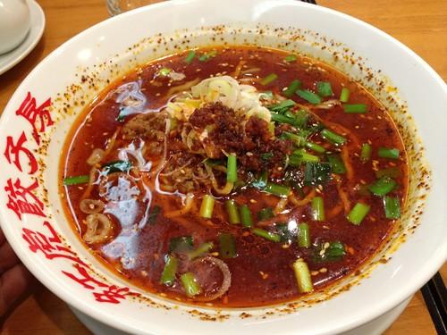 辛い!紅マーラー担々麺 by haruhiko_iyota