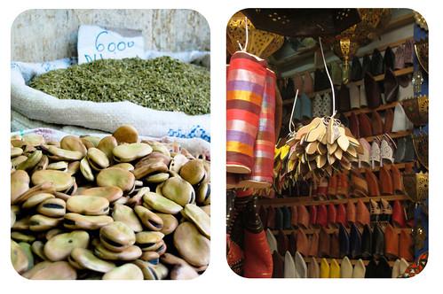 Fes, Morocco Street Scenes