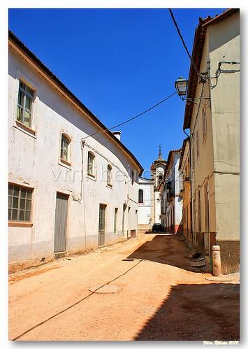 Rua no Espinhal by VRfoto