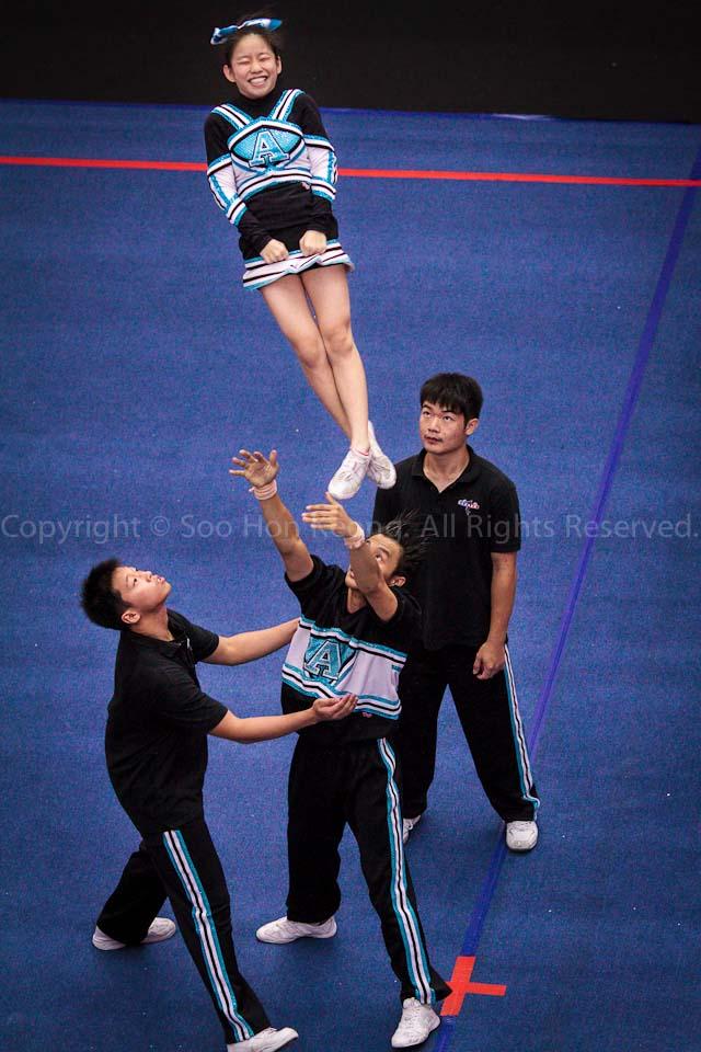 CHARM Cheerleading Championships 2012 @ 1Utama, KL, Malaysia