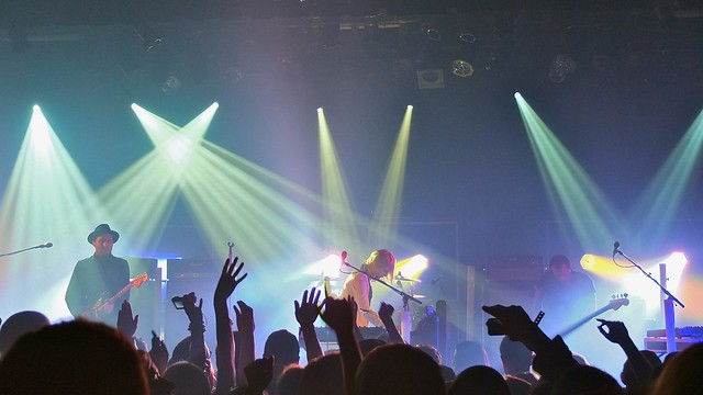 Metric Live | Commodore Ballroom