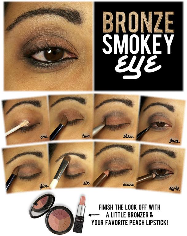 bronzesmokeyeye