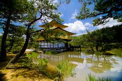 金閣寺 / Temple of the Golden Pavilion