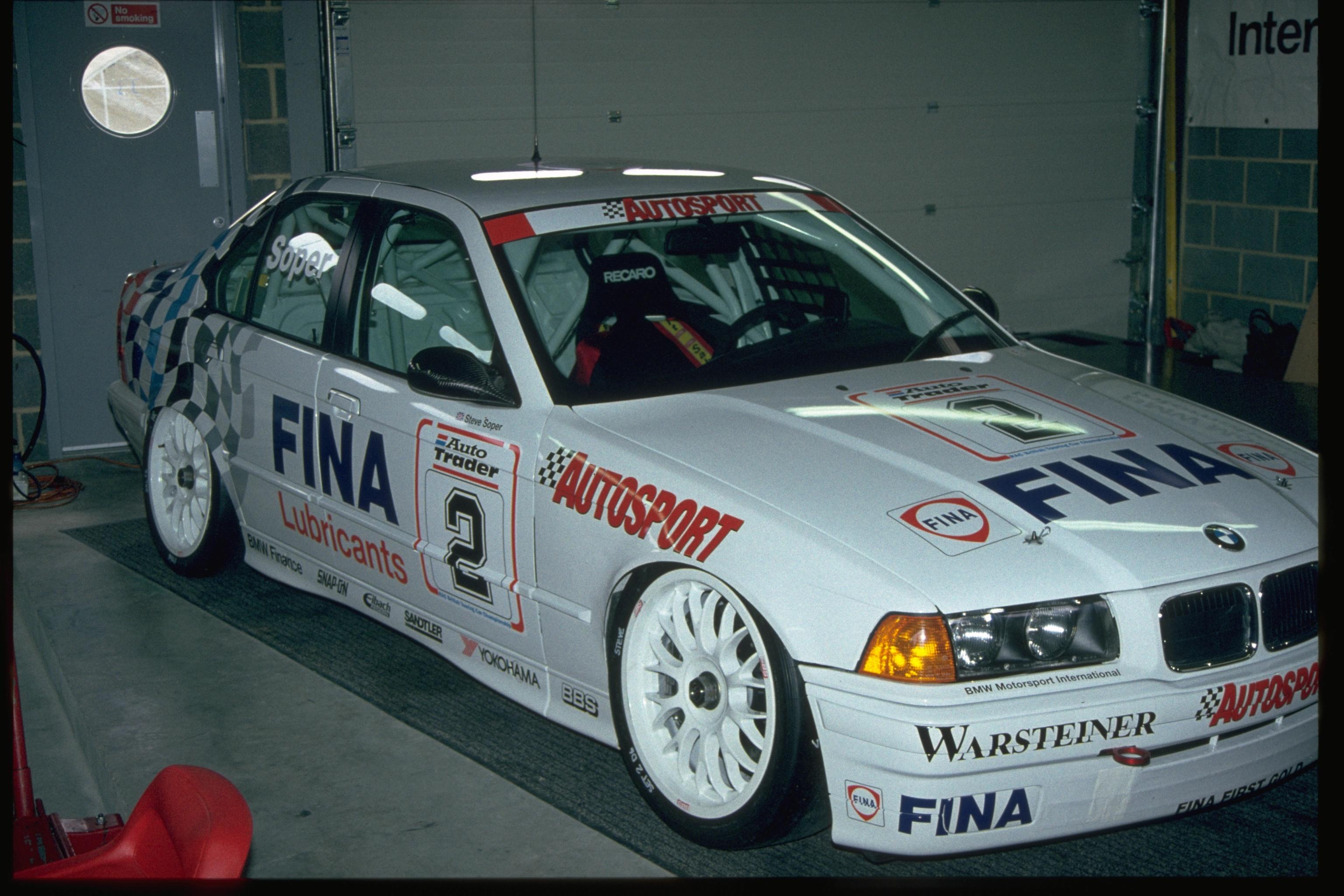 Bmw 318i Btcc E36 1993 95