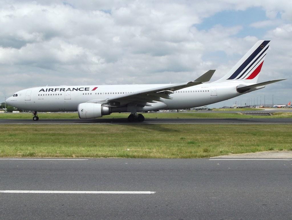 F-GZCO - A332 - Air France