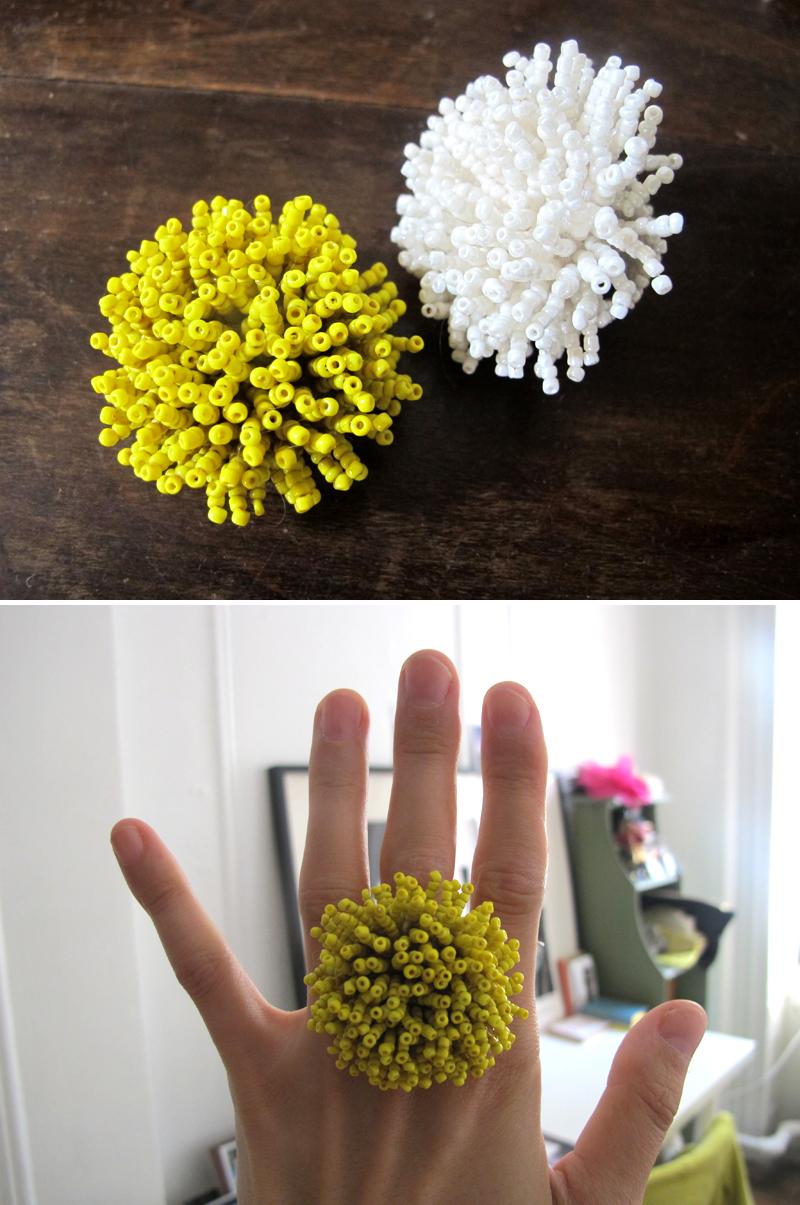Shoko Wanger Sho and Tell Home Closet Tool closet jewelry ring Tokyo Japanese jewelry