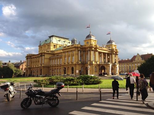 Zagreb trip planner