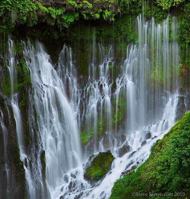 Burney Falls Northern California