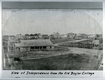 Independence, Texas, undated
