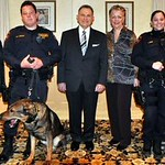 HC Animal League Honors Sheriff