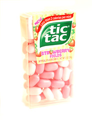 TicTac Strawberry Fields