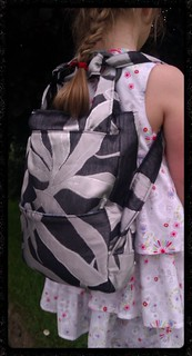 A Day in the Park Backpack/Tote