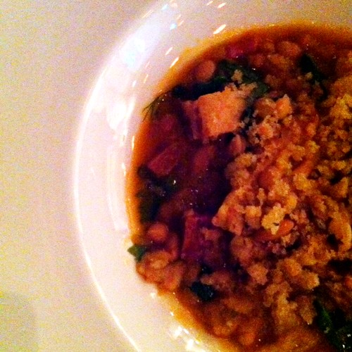 Quarter Twenty One - Mediterranean Cassoulet