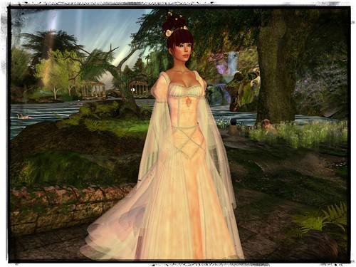 TWA Elemental~Essence Gown by Cherokeeh Asteria