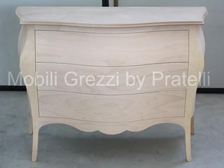 Mobili grezzi mobili artigianali - Mobili bagno in legno grezzo ...
