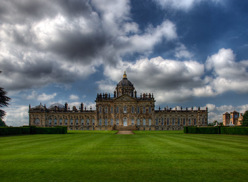 Castle Howard - North Yorkshire (HDR)