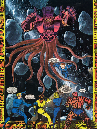The Coming of Galactopus by What Would Jesus Glue?