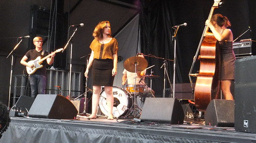 Lake Street Dive at Ottawa Bluesfest 2012