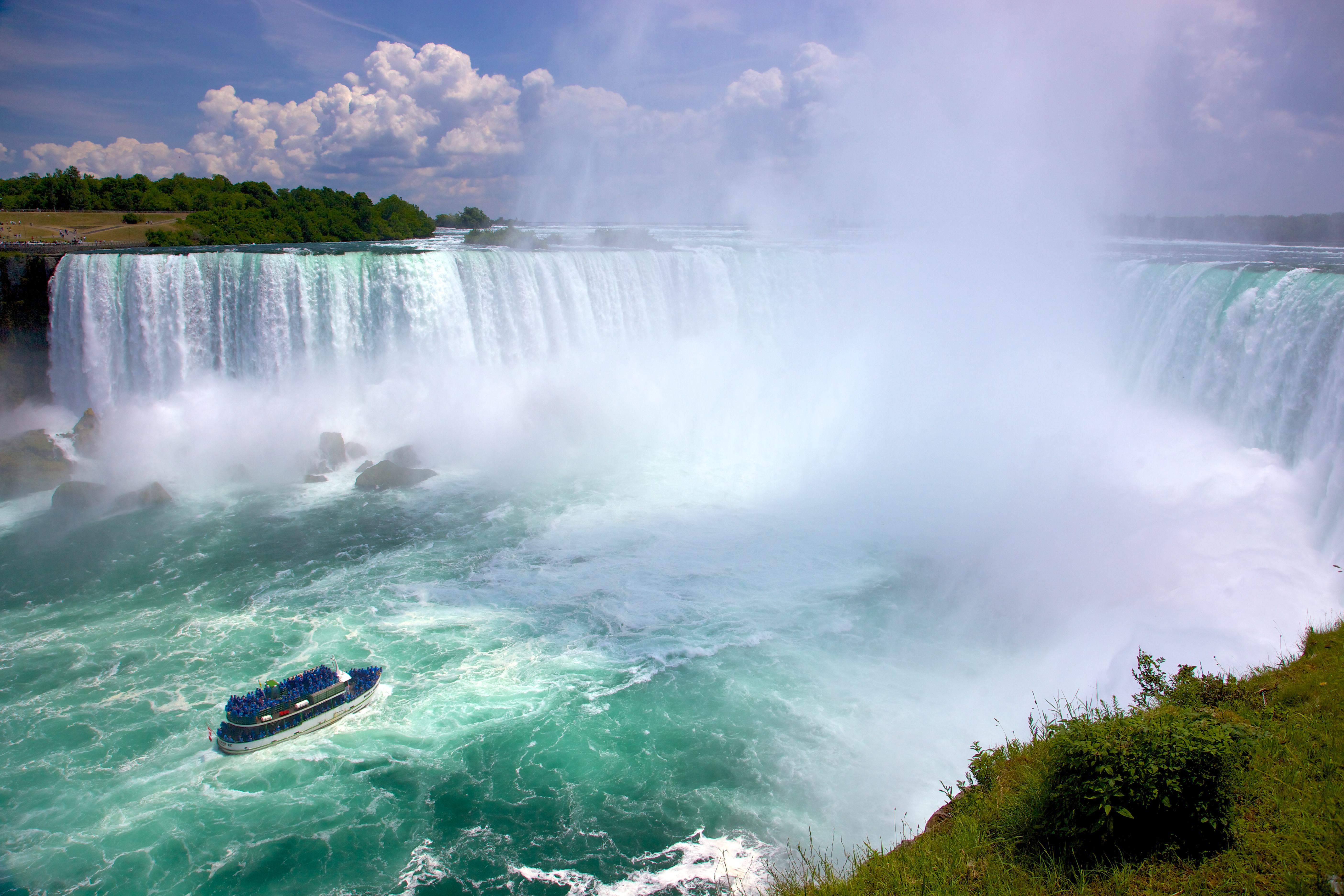 Niagara Falls Travel Blog