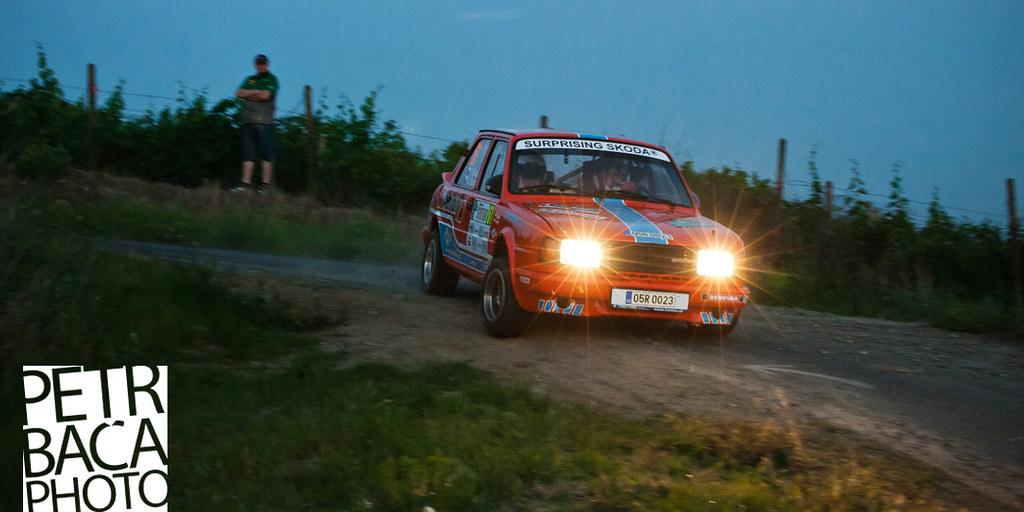Šimurda-Dlouhý, Škoda 130LR