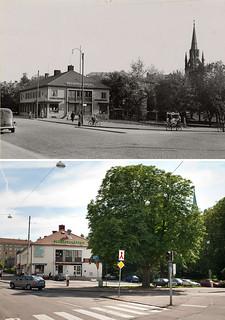 Gothenburg, Olskroken 1935 / 2012