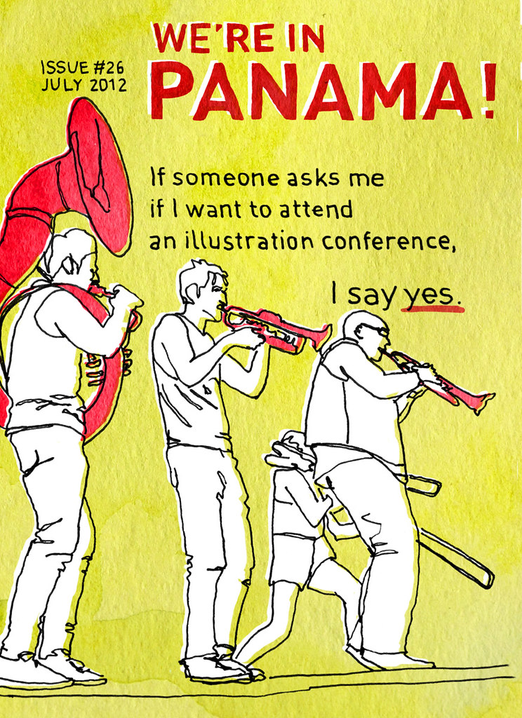 We´re in Panama, issue 26
