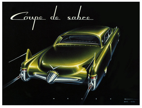 Cadillac Coupe De Sabre by paul.malon