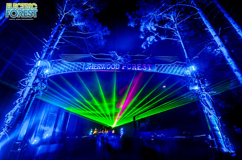 Electric Forest Festival 2012
