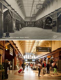 Gothenburg, Centralstationen 1940 / 2012
