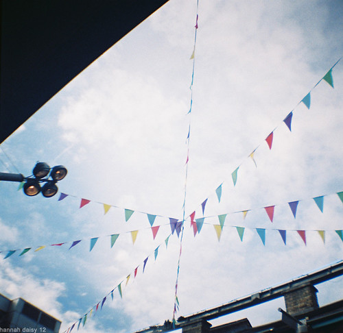 bunting - Carnaby Street