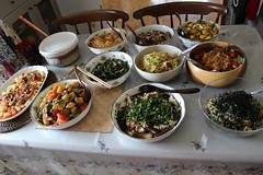 満腹日和 料理の数々