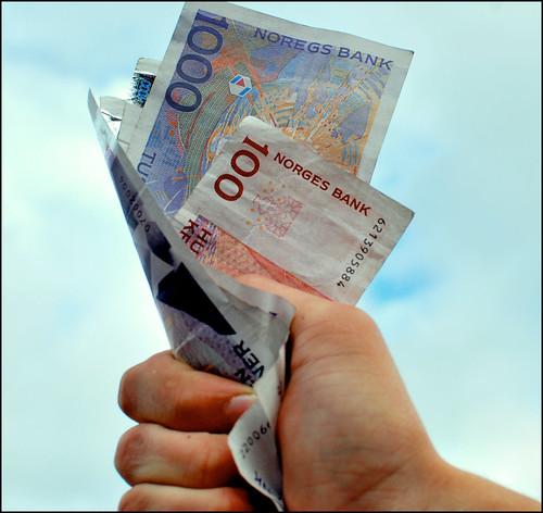 Penger!