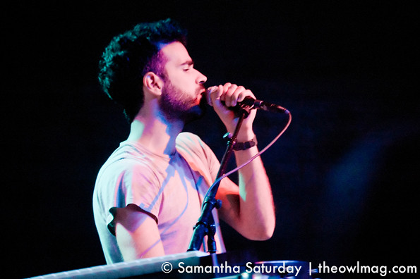 Geographer @ The Constellation Room, Santa Ana 7/12/12