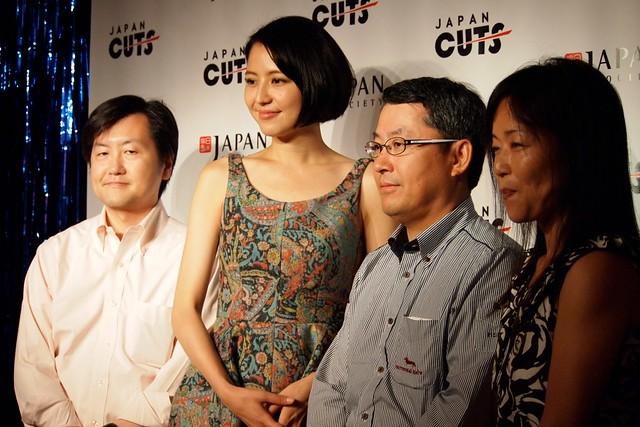 Masami Nagasawa @ Japan Cuts 2012 - 29