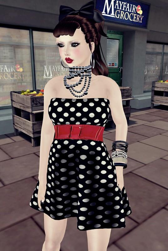 BB - Faye Dress (Mesh) 199L