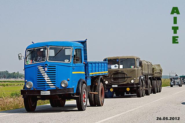 FIAT  642 year 1955 - A.I.T.E.