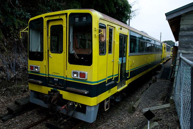 いすみ鉄道 いすみ200型 いすみ203