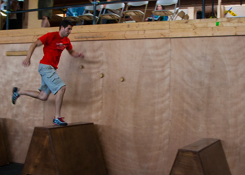 Open Obstacle Course Competition